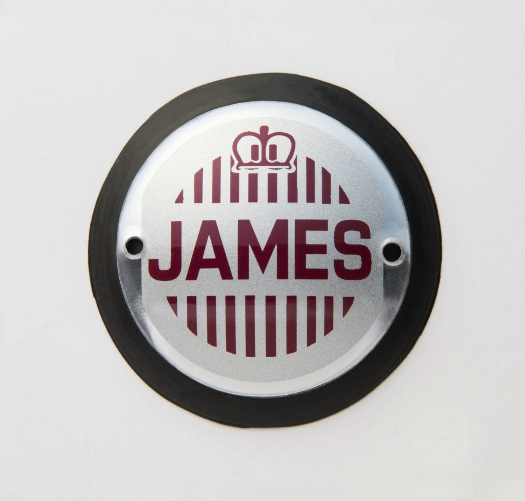 James Tank Badges 8293 -